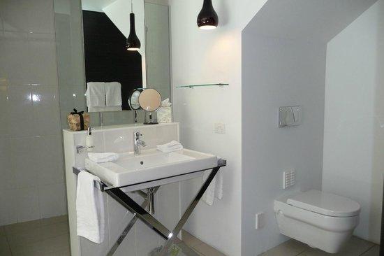 Queenstown Park Boutique Hotel : Bathroom