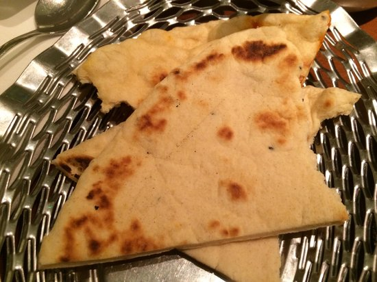 Masala Zone Islington: Worst naan ever probably from supermarket