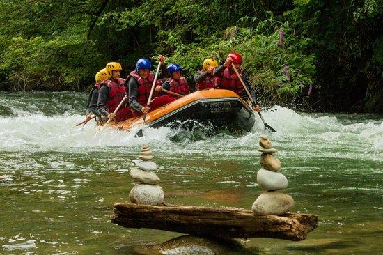 Moai Rafting: Rafting