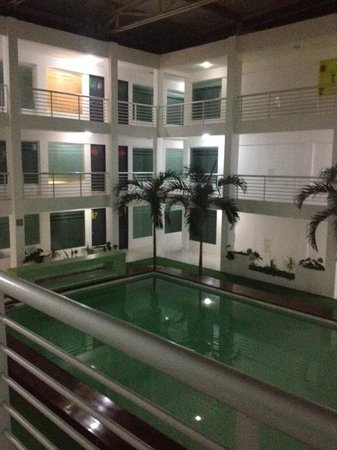 Hotel Villanueva: Alberca