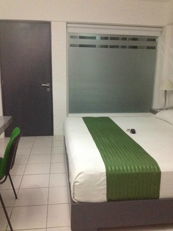 Hotel Villanueva: Habitación king