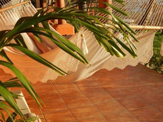 Villas Playa Maderas: Hammock