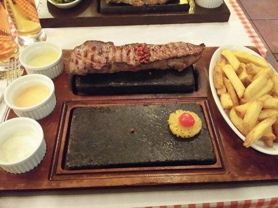Rolli's Steakhouse Oerlikon: Gentlemen's Entrecote
