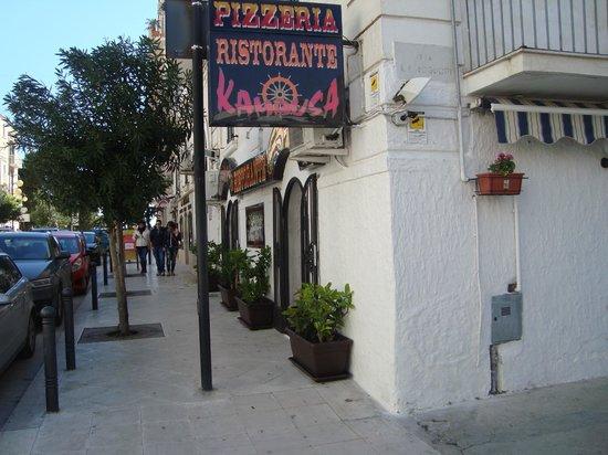 Ristorante Pizzeria Kambusa: esterno kambusa 1
