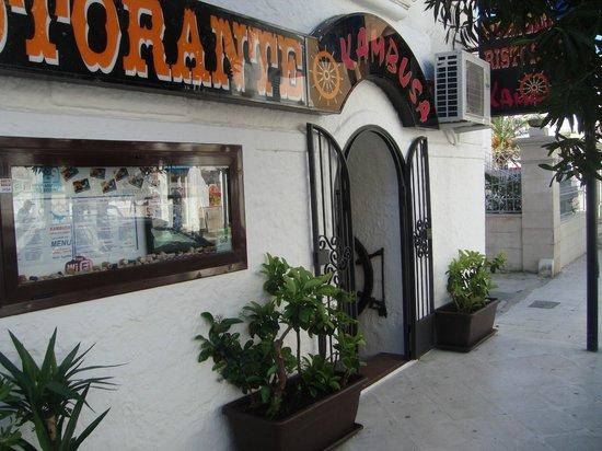 Ristorante Pizzeria Kambusa: esterno kambusa 3