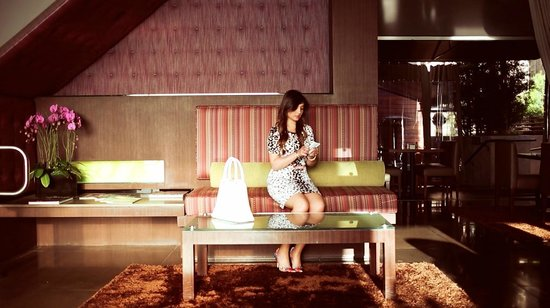 Sirtaj Hotel: Lounge Area