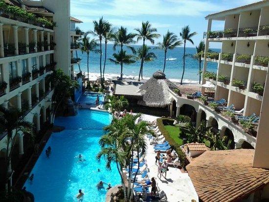 Playa Los Arcos Hotel Beach Resort Spa View From Room