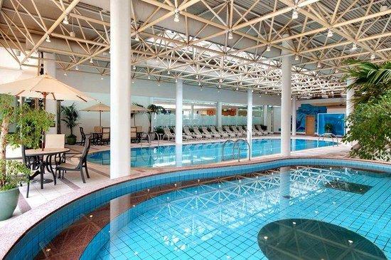 Millennium Seoul Hilton : Swimming Pool