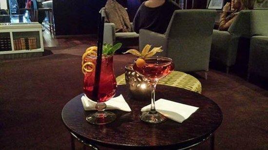 Hilton Reykjavik Nordica: Excellent Bar