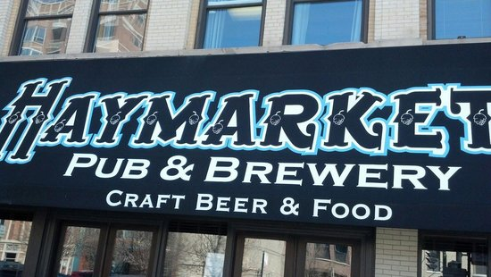 Photo of Nightclub Haymarket Pub & Brewery at 737 W Randolph St, Chicago, IL 60661, United States