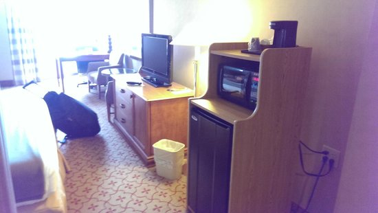 Holiday Inn Express Midtown Philadelphia: Ammenities
