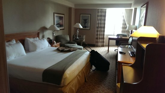 Holiday Inn Express Midtown Philadelphia: Room