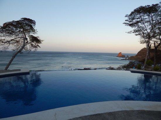 Villas Playa Maderas: Pool
