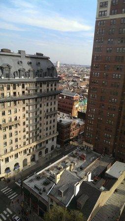 Holiday Inn Express Midtown Philadelphia: Southeast