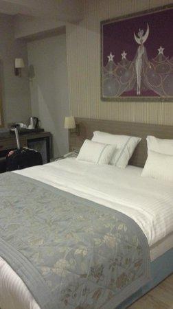 Taximist Hotel: habitacion