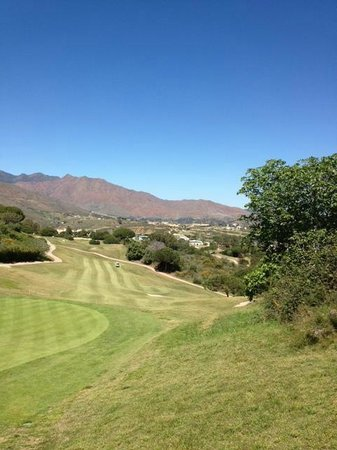 La Cala Resort: One of many challenging holes
