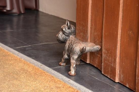 Craigatin House & Courtyard: Dörren är alltid öppen för gäster