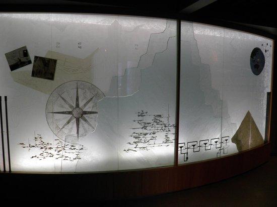 Britannia Mine Museum: walk thru museum tour