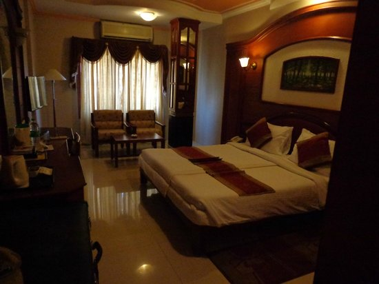 Hotel Gnanam: perfect room