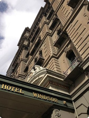 The Hotel Windsor: The Windsor