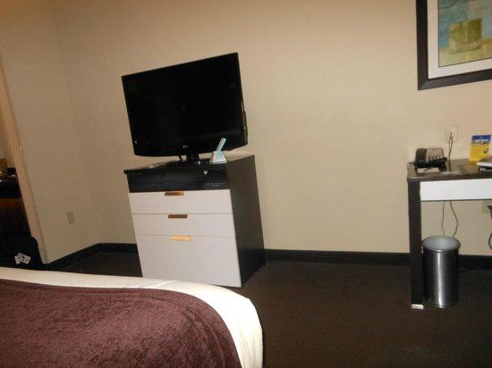 Best Western Premier Miami International Airport Hotel & Suites: Flat screen TV
