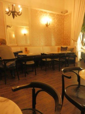 Alt Wiener Salon: interno