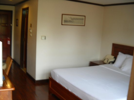 Lao Orchid Hotel: parte della camere