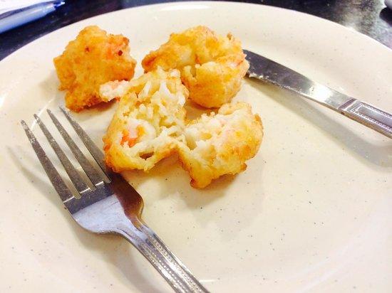 Hibachi Buffet and Sushi Bar: Lobster Balls