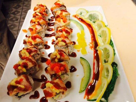 Hibachi Buffet and Sushi Bar: OOC Roll