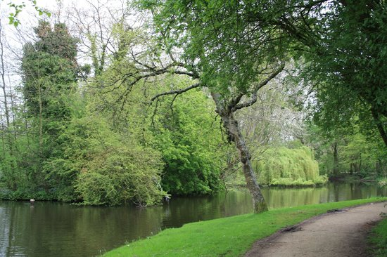 Vondelpark: So green, so beautiful!
