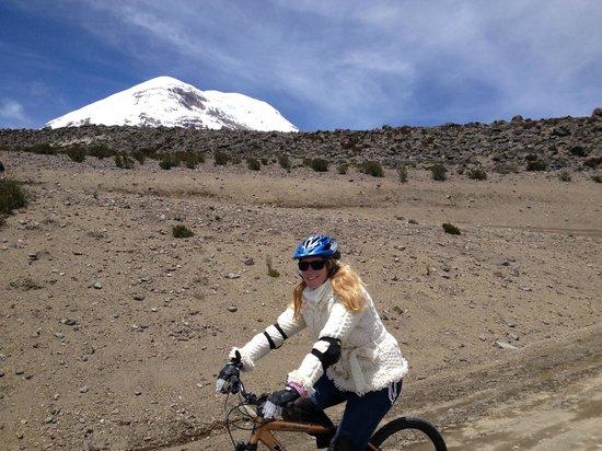 Pro Bici : biking the volcano