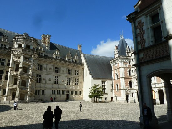 Chateau Royal de Blois: Château de Blois