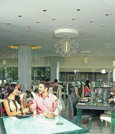 Hotel Vista Hermosa: Nuestro precioso restaurante Chaquira Sugar