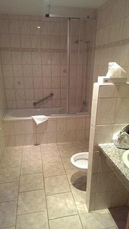 Schloss Wurzen: Clean bathroom