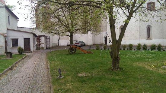 Schloss Wurzen: Cannon!