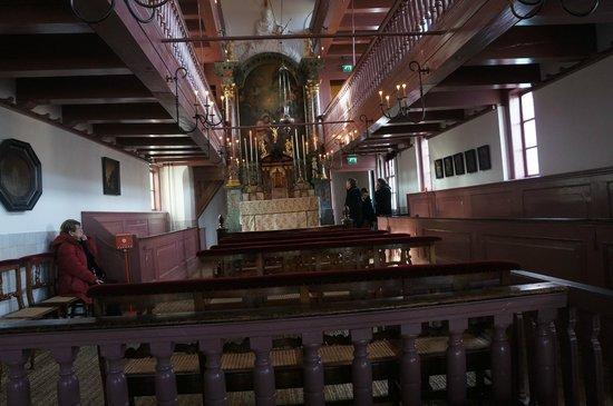 Museo Amstelkring (Iglesia de Nuestro Señor en el Ático): Очень красиво