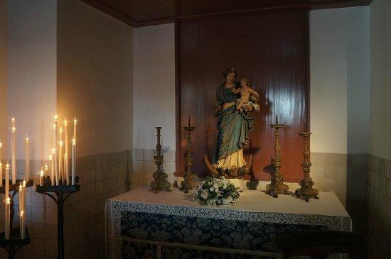 Museo Amstelkring (Iglesia de Nuestro Señor en el Ático): Часовня Богородицы