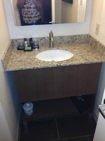 Embassy Suites by Hilton Baltimore Inner Harbor: sink