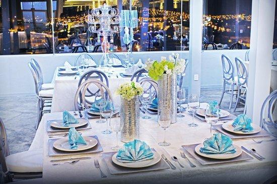 Terraza Para Eventos Fotografía De Hotel Vista Hermosa