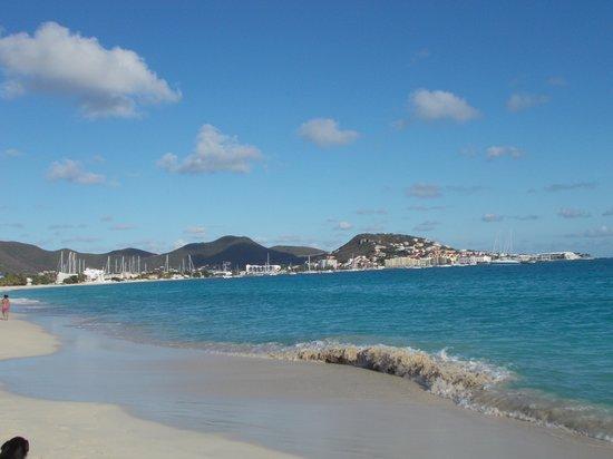 The Azure Hotel: The Azure beach