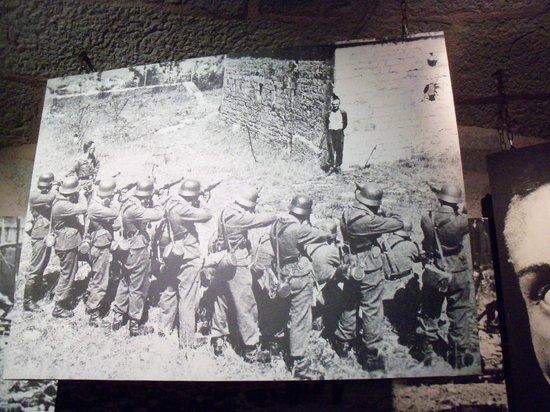La Citadelle de Besançon: Random photo from the museum.