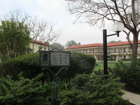 Pastoral Hotel - Kfar Blum: Hotel grounds