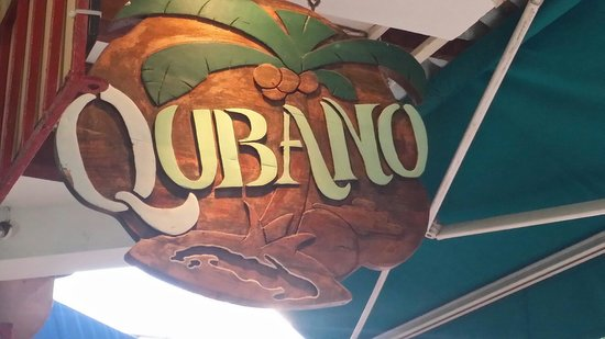 Qubano Restaurant : A must-go kinda place