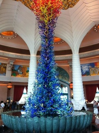 Atlantis, The Palm: Холл