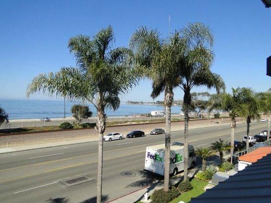Riviera Shores Resort: Vista do quarto