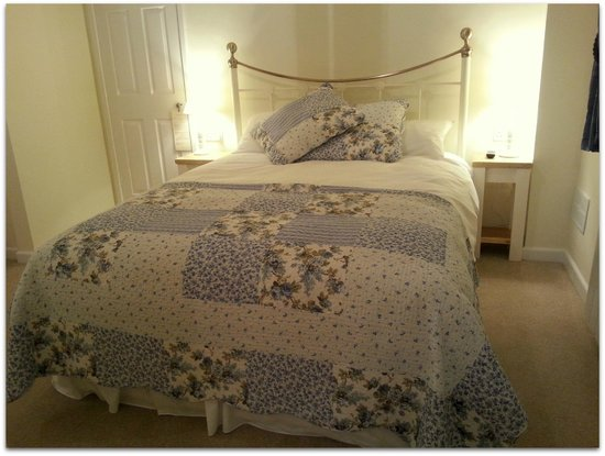 Yeoman's Acre Bed & Breakfast : Guest room