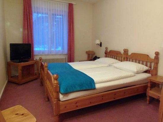 Hotel Terrace: Economy double room