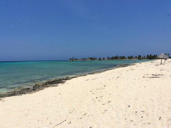 Bravo Caracol Hotel: Coco Beach