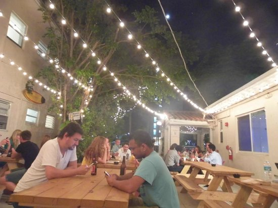 Festa picture of bikini hostel cafe beer garden miami beach tripadvisor for Bikini hostel cafe beer garden