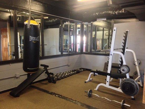 Boxing Room - Picture of Treasure Island Athletic Club, Treasure ...